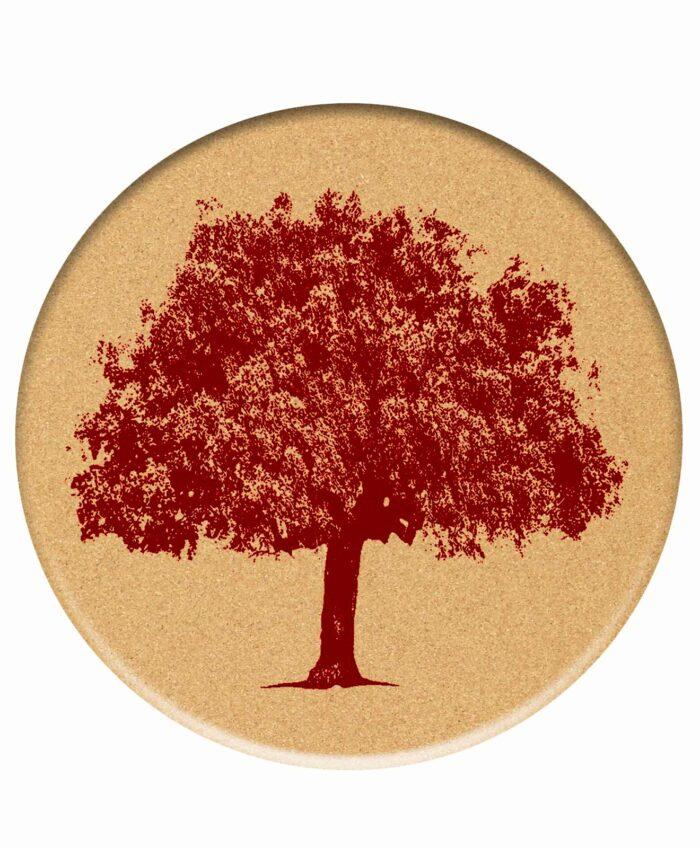 Trivet Red Cork Oak