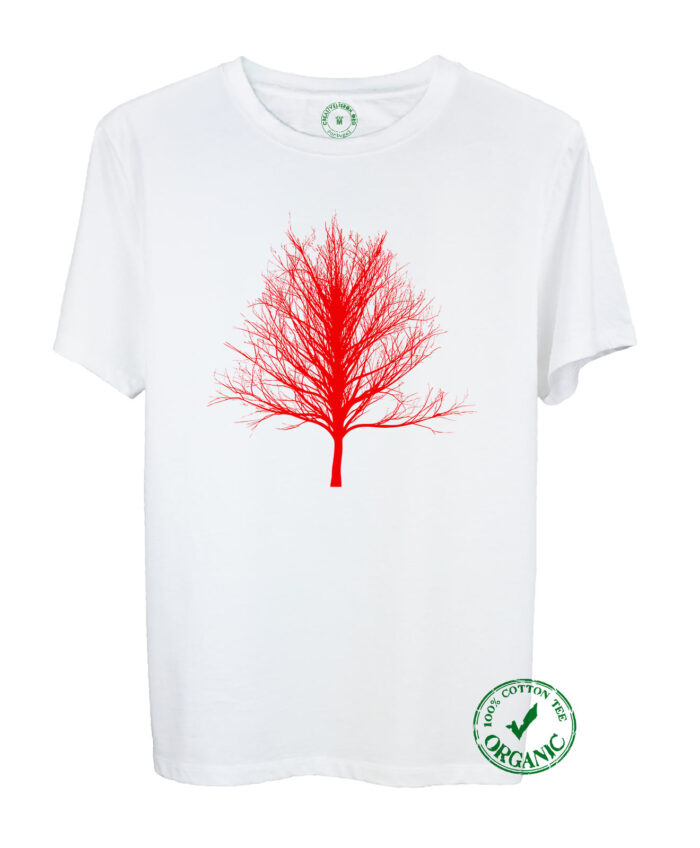 Winter Tree Organic T-shirt