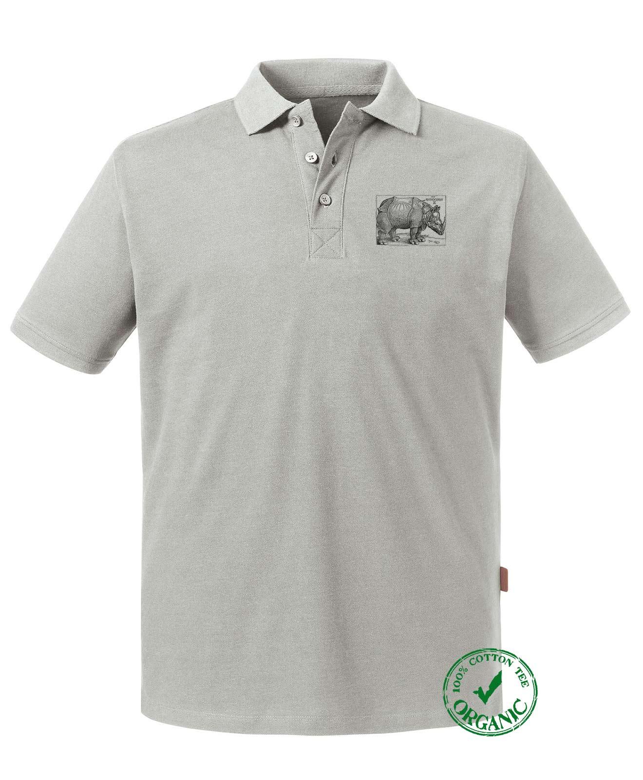 Rhinocerus Organic Polo Shirt