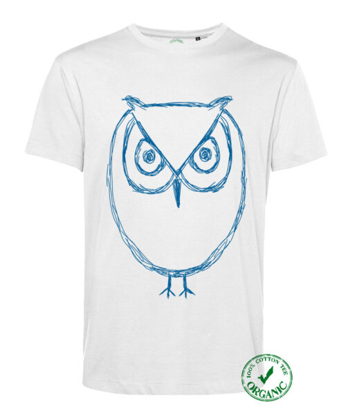 Owl Organic Cotton Tee