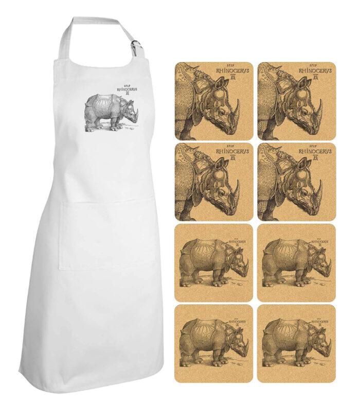 Rhinocerus BBQ Set