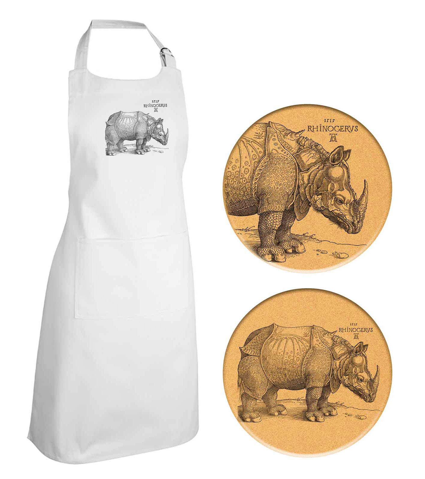 Rhinocerus Cook Set