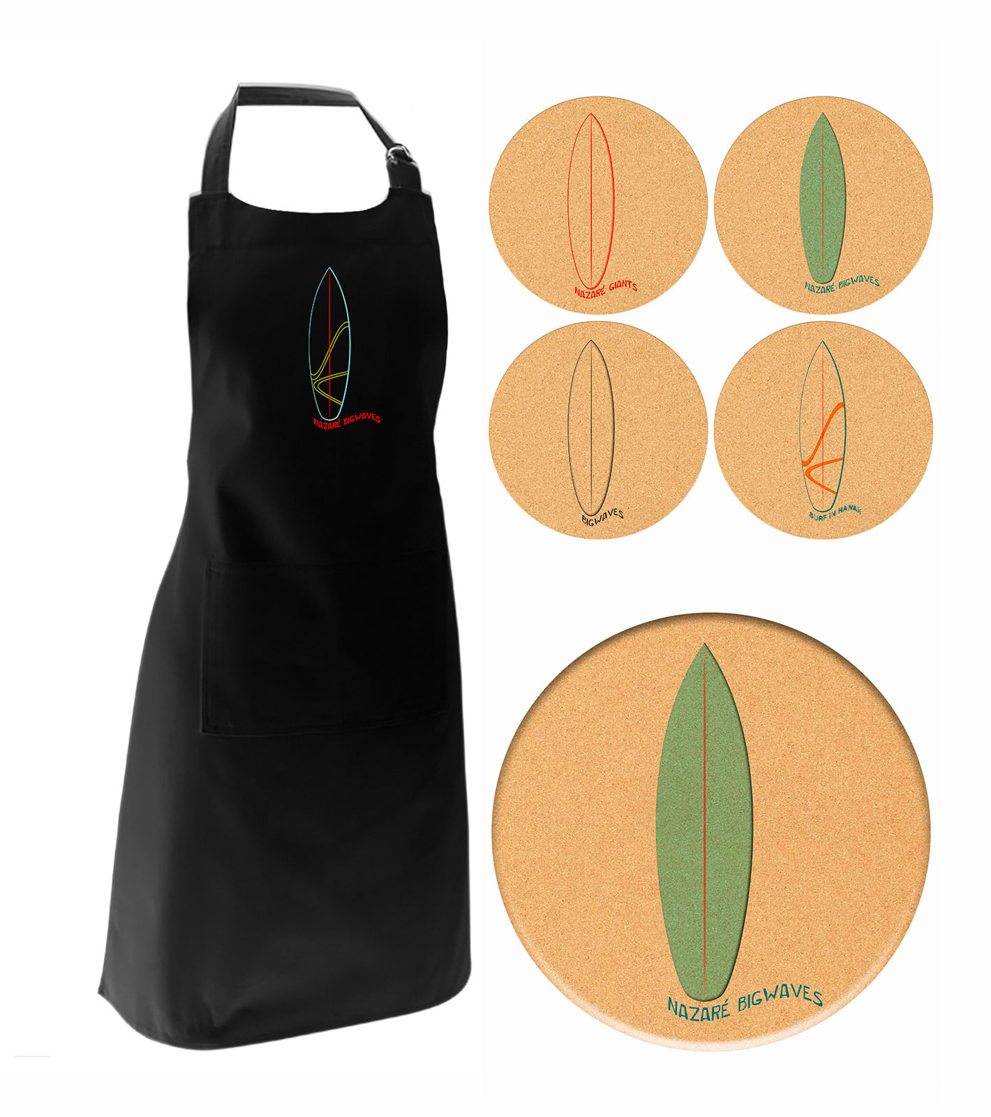 Surf Cook Set