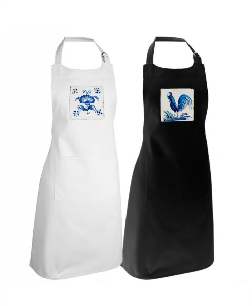 Tile Apron Duo