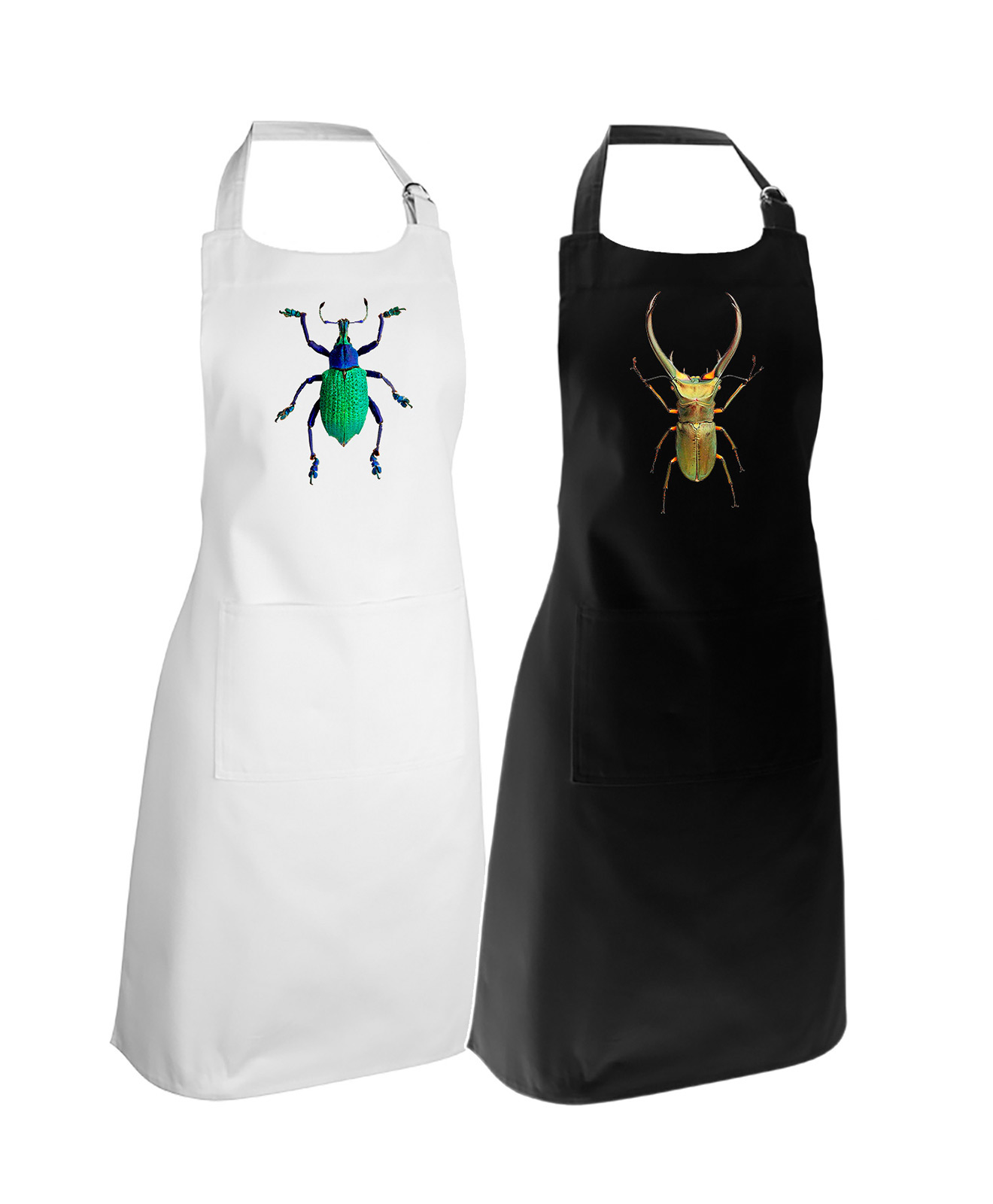 Big Bugs Apron Duo