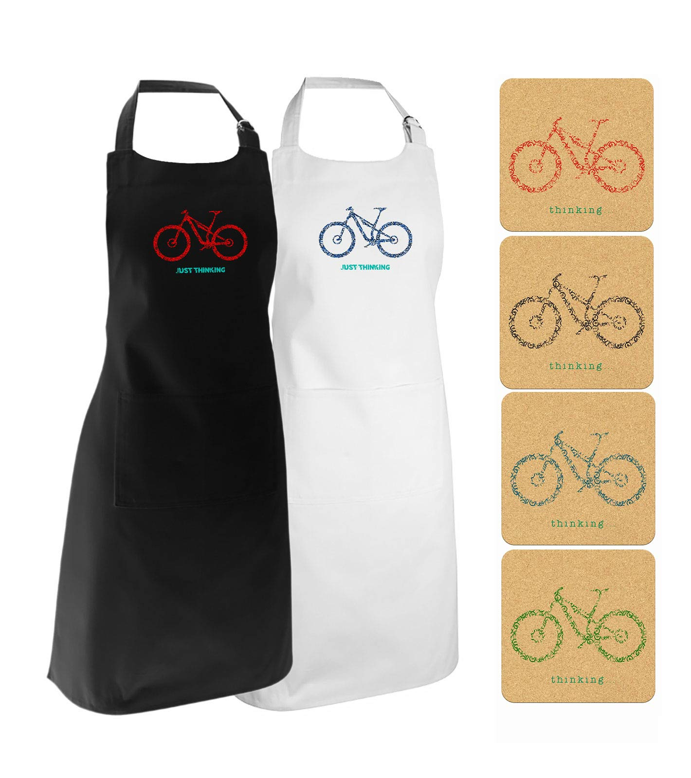 Thinking Bike Cook Set